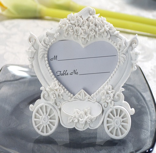 Enchanting Wedding Coach Photo Frame. UNAVAILABLE