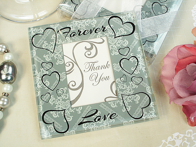 CT4021 - Forever Love Photo Coaster Set
